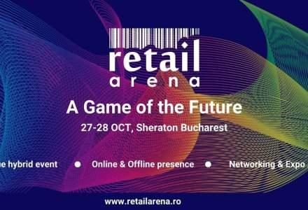 Încep înscrierile la retailArena: A Game of the Future. Înregistrează-te și află cele mai noi date din industrie