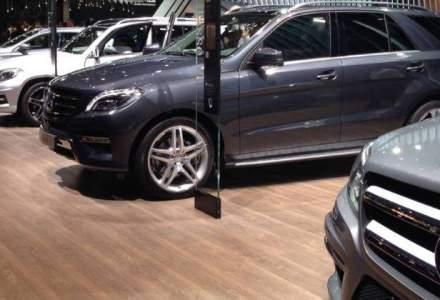Piata auto a crescut cu 25% in primele 9 luni. Volkswagen Golf si Opel Astra, cele mai multe anunturi pe Internet