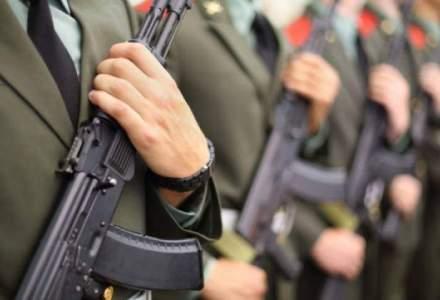 Ucraina denunta o mobilizare in est, provenind din Rusia