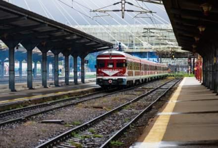 CFR: Circulația trenurilor pe ruta București – Constanța a fost reluată
