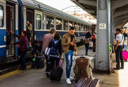"""Directorul CFR, după ce 30 de copii au stat blocați 8 ore în tren: """"De ce mă întrebați pe mine? Vor primi apă când ajung la București"""""""