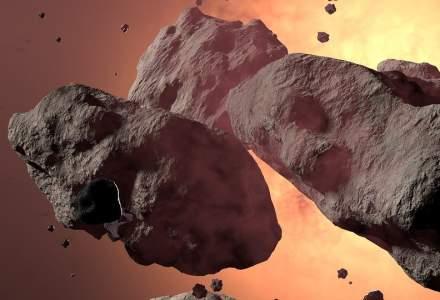 O nouă descoperire în spațiu: roci roşiatice uriaşe, identificate de oamenii de ştiinţă în centura de asteroizi