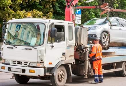 Primăria Sectorul 4 face curățenie: șoferii care parchează ilegal vor fi amendați