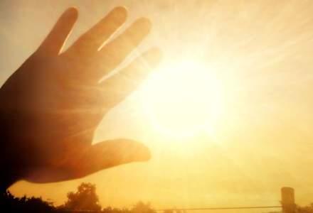 Cod galben de caniculă. România fierbe la 40 de grade, dar nu scăpăm nici de vijelii