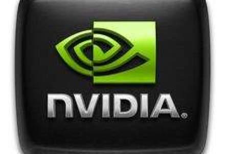 Nvidia, venituri in crestere usoara in T3