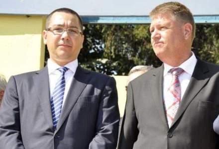 Iohannis: Nu voi negocia cu niciun politician!