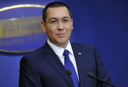 """Ponta nu vrea ordine din afara tarii, de la """"indivizi care si-au batut joc de Romania"""""""