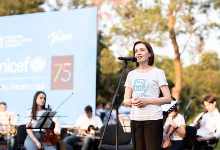 Maia Sandu, în concediu în România: Îmi place mișcarea în aer liber