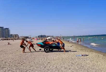 """Cum se prezintă """"plaja nemulțumiților"""" din Mamaia – imagini și păreri de la fața locului"""