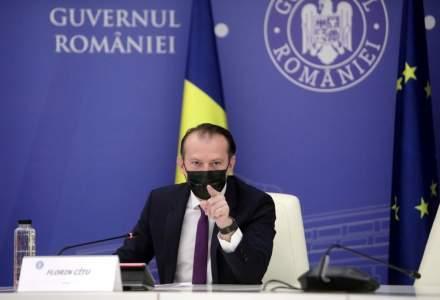 Florin Cîțu, despre rectificarea bugetară: Cheltuielile din trimestrul doi, mai mici decât am estimat