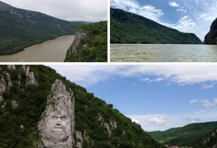 Turist în țara mea: Zona în care Dunărea fierbe, ca mai apoi să înfrunte Porțile de Fier
