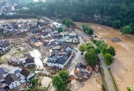 Efectele inundațiilor din Germania: Eforturile de reconstrucție vor depăși 6 miliarde de euro