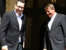 Iohannis, sah mat la Ponta:...