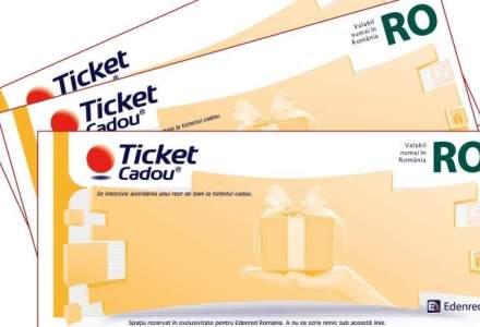 Pentru prima oara dupa 2008, creste numarul companiilor care ofera tichete cadou de Craciun