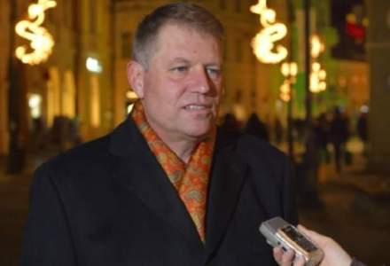 """Iohannis spune ca sta """"foarte linistit"""" cu privire la verificarile Corpului de Control la Primaria Sibiu"""