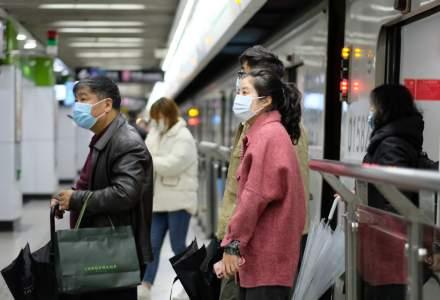 Noi măsuri în China din cauza COVID: țara închide un oraș după o explozie de infectări