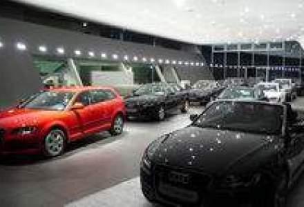 Investitie de 10 mil. euro, in cel mai mare showroom Audi din Romania