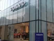 Volvo, un nou showroom in...