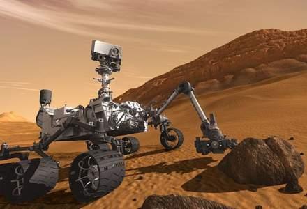 [VIDEO] Roverul Perseverance al NASA a colectat roci de pe Marte care vor fi readuse pe Pământ pentru analiză