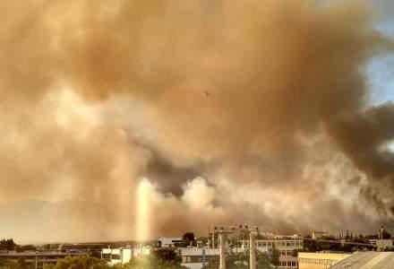 Val istoric de caniculă în 2021: regiuni mistuite de incendii