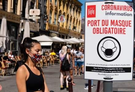 Francezii, obligaţi să prezinte paşaportul COVID la intrarea in restaurante