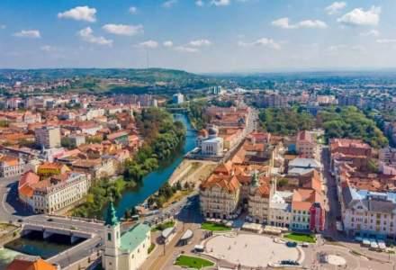 Oradea a avut cea mai mare concentraţie de ozon din Europa între oraşele cu peste 100.000 de locuitori în iunie