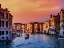 VIDEO | Veneția a fost din...