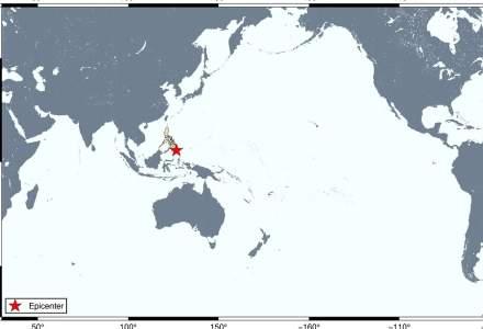 Cutremur cu magnitudinea 7,1 în Filipine: a fost lansată alertă de tsunami