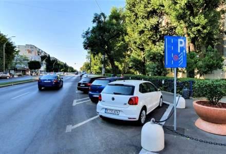 Șoferii vor trebui să plătească dacă parchează pe bulevardele din Sectorul 4