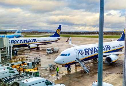 Reduceri MARI la vacanțe: bilete de avion de la 12 euro la Ryanair