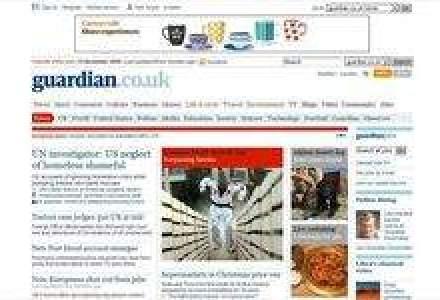 Criza continua in media: Guardian News & Media concediaza 100 de angajati