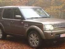 Trei modele noi Land Rover...