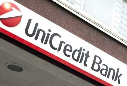 UniCredit Tiriac Bank a realizat la 9 luni un profit net consolidat de 141,6 milioane euro, in scadere cu aproape o treime