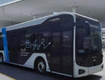 Prototipul autobuzului...