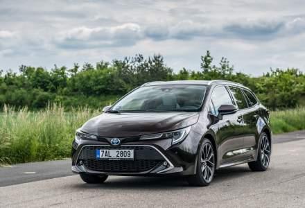 Toyota va premia medaliații români de la Tokyo cu mașini hibride