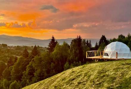 Cazări inedite în România: top CINCI pensiuni din Transilvania