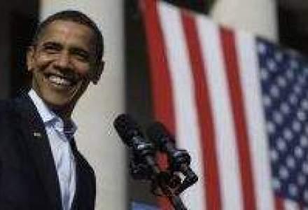 Obama s-a angajat sa ia masuri de reducere a deficitului bugetar