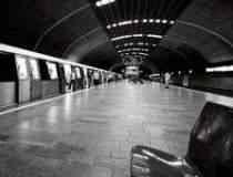 Metroul intra in greva....