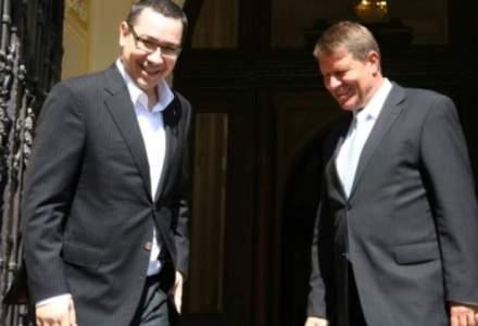Dezbaterea dintre Klaus Iohannis si Victor Ponta a adus B1 TV primul loc in topul audientelor
