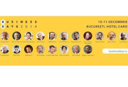 (P) ADN-ul antreprenorului modern de succes radiografiat la Bucuresti Business Days
