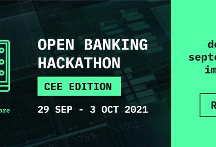 Finqware anunță cea de-a treia ediție a hackathon-ului de open banking. La ce tip de soluții vor lucra echipele înscrise?