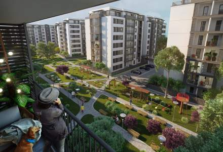 Hagag a vândut 75% din proiectul rezidențial H Pipera Lake