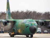 Un avion al Armatei a plecat...