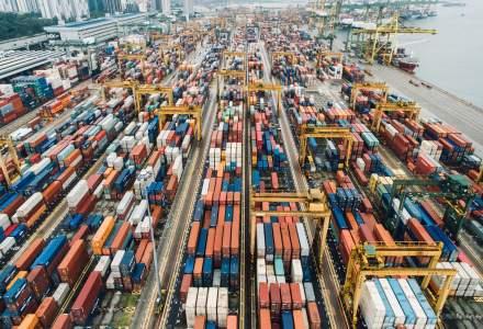 Transportul maritim dintre China și România s-a scumpit de 7-8 ori față de 2019