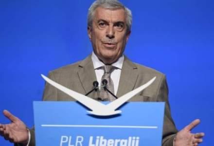 Tariceanu: Iohannis, neadecvat pentru functia de presedinte