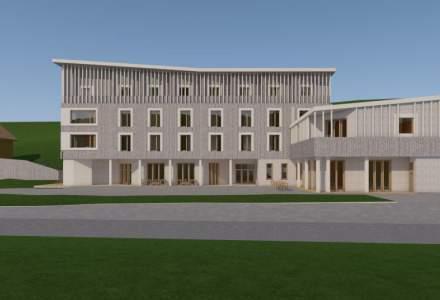 Pârtia de bob de vară Skigyimes se va extinde cu un hotel de 4 stele, cu 30 de spații de cazare