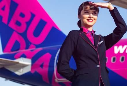 Wizz Air vrea să angajeze 800 de însoțitori de bord până la finele anului