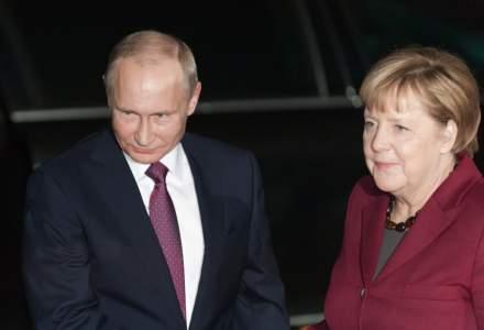 Merkel cere eliberarea lui Aleksei Navalnîi! Ce răspuns i-a dat Vladimir Putin