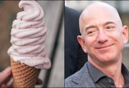 Opulență a la Jeff Bezos: Miliardarul și-a cumpărat o mașină de înghețată