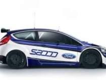 Ford a prezentat Fiesta S2000